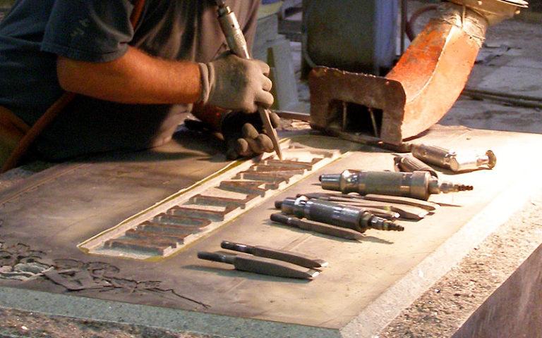 Weaver Memorials quality handcrafted memorial stones