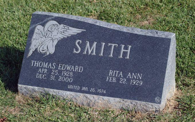 Slants Grave Markers Amp Headstones Weaver Memorials