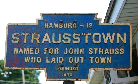 Strausstown Store Purchased 2001