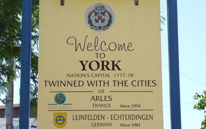 York Store Opens 2016